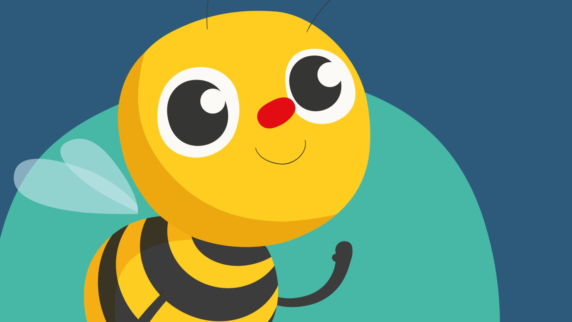 Busy Bees – Rebrand